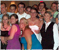 Indianapolis Wedding DJ